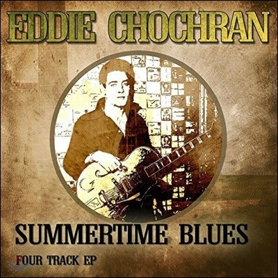 Eddie Cochran (에디 코크란)  - Summertime Blues
