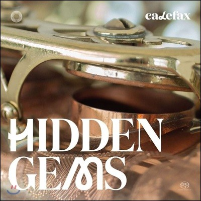 Calefax Reed Quintet 관악 오중주 작품집 (Hidden Gem)