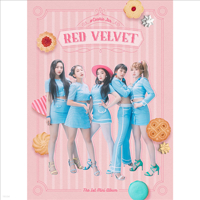 레드벨벳 (Red Velvet) - #Cookie Jar (CD+Booklet) (초회생산한정반)(CD)