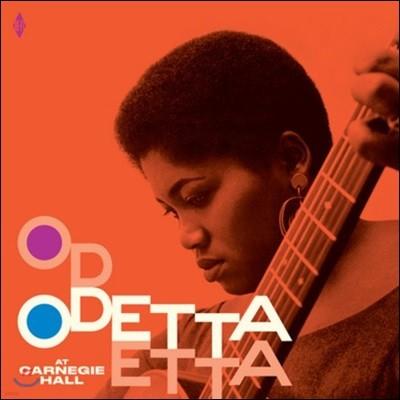Odetta (오데타) - At Carnegie Hall [LP]