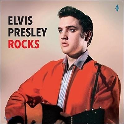 Elvis Presley (엘비스 프레슬리) - Rocks [LP]