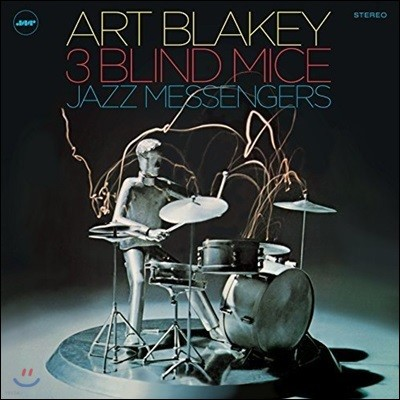 Art Blakey & the Jazz Messengers (아트 블레이키 앤 더 재즈 메신저즈) - Three Blind Mice [LP]