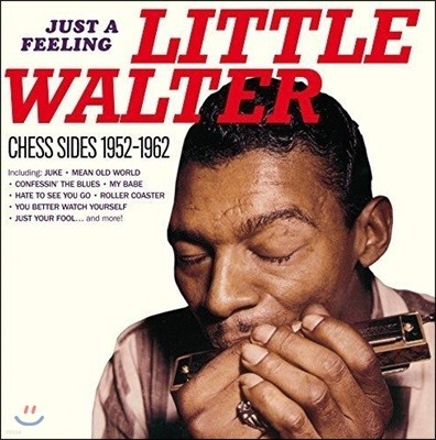 Little Walter (리틀 월터) - Just A Feeling: Chess Sides 1952-1962