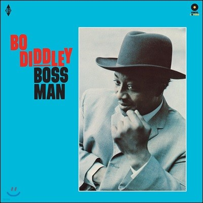 Bo Diddley (보 디들리) - Boss Man [LP]