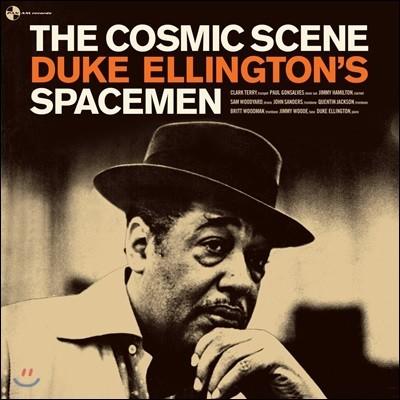 Duke Ellington's Spaceman (듀크 엘링턴 스페이스맨) - The Cosmic Scene [LP]