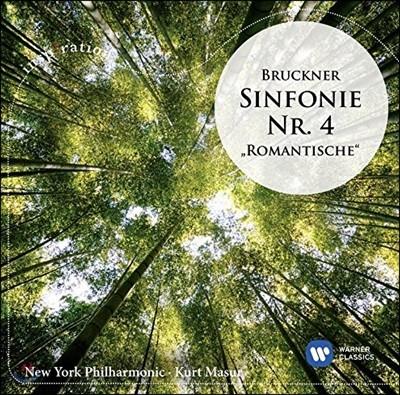 Kurt Masur 브루크너: 교향곡 4번 '로맨틱' (Bruckner: Symphony No. 4 'Romantic')