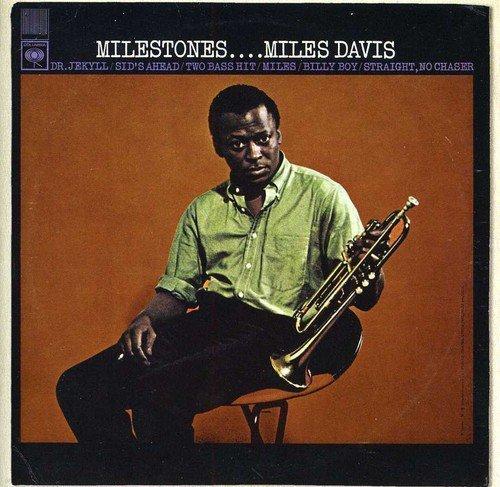 Miles Davis - Milestones (미개봉/ EU 수입반)