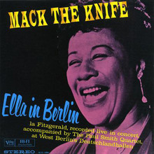 Ella Fitzgerald - Mack The Knife-Ella In Berlin (Jazz the Best)
