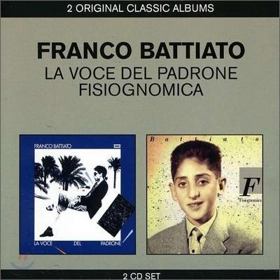 Franco Battiato - 2 Original Classic Albums (La Voce Del Padrone + Fisiognomica)
