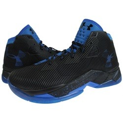 언더아머 커리 2.5 검/파 (UNDER ARMOUR Curry 2.5 Basketball Shoes) [1274425-002]