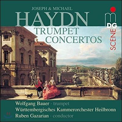 Wolfgang Bauer 요제프 하이든 / 미하엘 하이든: 트럼펫 협주곡집 (Haydn: Trumpet Concertos)