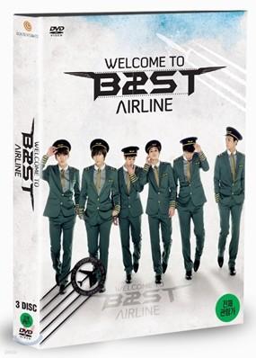 비스트 1st 콘서트 라이브 : Welcome To Beast Airline