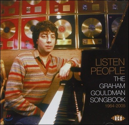 그래험 굴드먼 작품집 (Listen People - The Graham Gouldman Songbook 1964-2005)