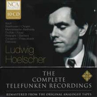루드비히 횔셔 - 텔레풍켄 컴플리트 레코딩 (Ludwig Hoelscher - The Complete Telefunken Recordings) (10CD Boxset) - Ludwig Hoelscher