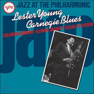 Lester Young (레스터 영) - Jazz At The Philharmonic: Lester Young Carnegie Blues [LP]