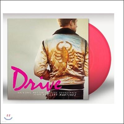 드라이브 영화음악 [스코어] (Drive Score OST By Cliff Martinez) [네온 핑크 컬러 LP]