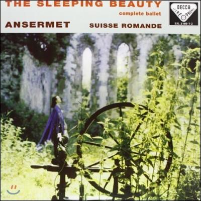 Ernest Ansermet 차이코프스키: 발레곡 `잠자는 숲속의 공주` (Tchaikovsky: Sleeping Beauty) 앙세르메 [3 LP]