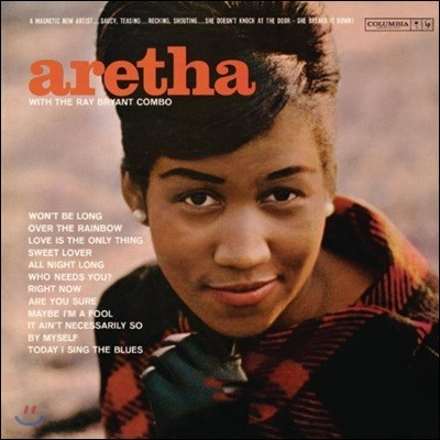 Aretha Franklin (아레사 프랭클린) - Aretha with the Ray Bryant Combo [LP]