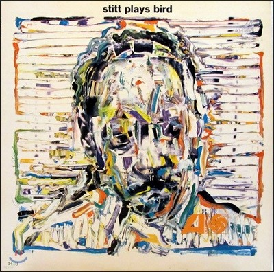 Sonny Stitt (소니 스팃) - Stitt Plays Bird [LP]
