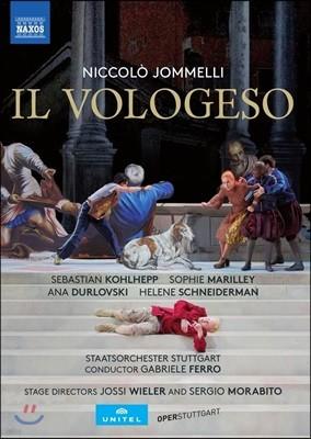 Sebastian Kohlhepp / Gabriele Ferro 니콜로 욤멜리: 일 볼로제소 (Jommelli: Il Vologeso)