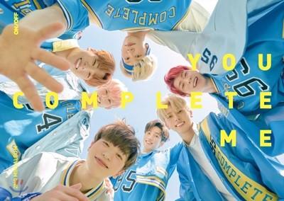 온앤오프 (ONF) - 미니앨범 2집 : You Complete Me