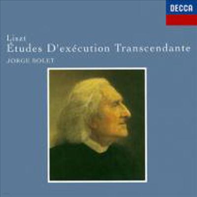 Liszt: Etudes D`Execution Transcendante - Jorge Bolet