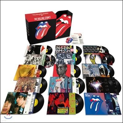 Rolling Stones - The Studio Albums Vinyl Collection 1971-2016 롤링 스톤즈 스튜디오 앨범 LP 박스 세트 [20LP]