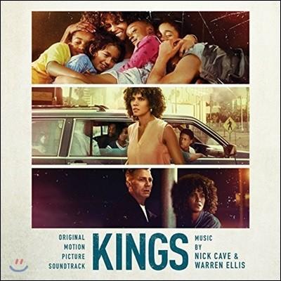 킹스 영화음악 (Kings OST by Nick Cave & Warren Ellis)