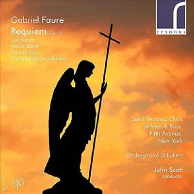 포레: 레퀴엠 (Faure: Requiem) - John Scott