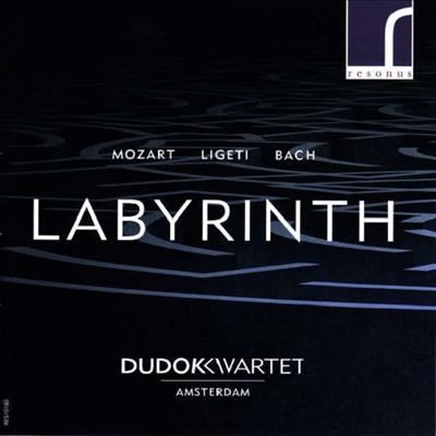 미로 - 리게티 & 모차르트: 현악 사중주 (Labyrinth - Ligeti & Mozart: String Quartets) - Dudok Quartet Amsterdam