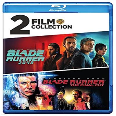 Blade Runner: 2 Film Collection (블레이드 러너 파이널 컷/블레이드 러너 2049)(한글무자막)(Blu-ray)
