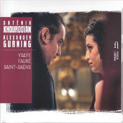 포레: 바이올린 소나타 1번 & 이자이: 비극적 시 (Faure: Violin Sonata No.1 & Ysaye: Poeme Elegiaque) - Satenik Khourdoian