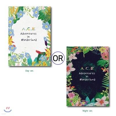 에이스 (A.C.E) - 리패키지 : A.C.E Adventures in Wonderland