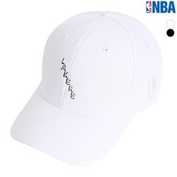 [NBA]LAL LACKERS 사선자수 HARD CURVED CAP(N185AP444P)
