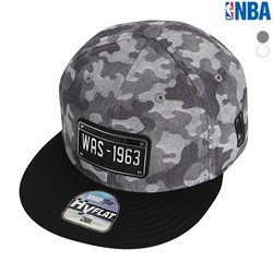 [NBA]WAS WIZARDS 사각장식 HYFLAT CAP(N185AP651P)