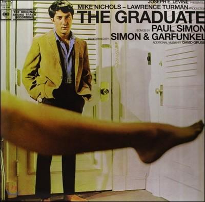 졸업 영화음악 (The Graduate OST by Simon & Garfunkel 사이먼 앤 가펑클) [LP]