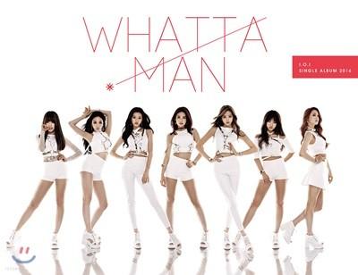 아이오아이 (I.O.I) - Whatta Man [재발매]