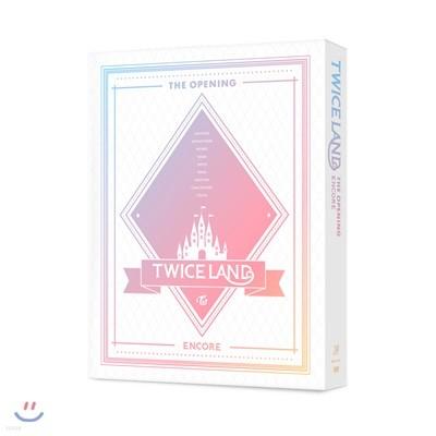 """트와이스 (TWICE) - """"TWICELAND"""" The Opening [Encore] DVD"""