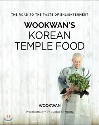 Wookwan's Korean Temple Food (우관의 한국사찰음식)
