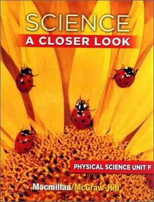 Science A Closer Look Grade 1 : Unit F