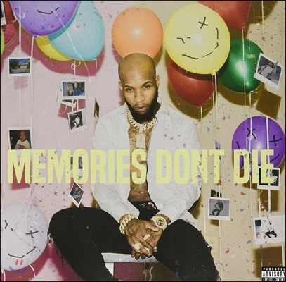 Tory Lanez (토리 레인즈) - Memories Don't Die [2 LP]