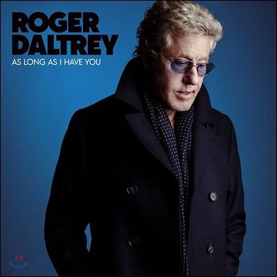 Roger Daltrey (로저 돌트리) - As Long As I Have You [LP]