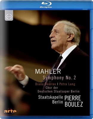 Pierre Boulez / Diana Damrau 말러: 교향곡 2번 '부활' (Mahler: Symphony No. 2 'Resurrection')