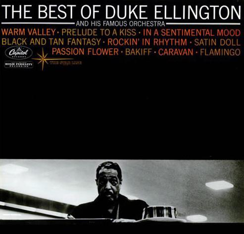 [중고 LP] Duke Ellington - The Best Of Duke Ellington