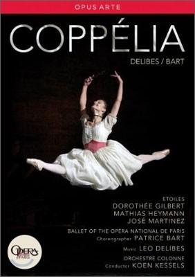 The Paris Opera Corps de Ballet 들리브: 발레 `코펠리아` (Delibes: Coppelia)
