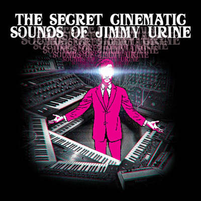 Jimmy Urine - Secret Cinematic Sounds Of Jimmy Urine (Vinyl)(2LP)