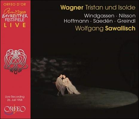 Birgit Nilsson / Wolfgang Sawallisch 바그너: 트리스탄과 이졸데 (Wagner: Tristan Und Isolde, WWV 90)