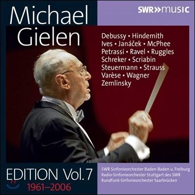 미하엘 길렌 에디션 7집 (Michael Gielen Edition Vol.7 1961-2006)