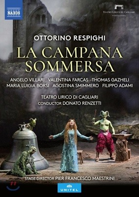 Angelo Villari / Francesco Cavalli 레스피기 '물에 잠긴 종' (La Campana Sommersa)