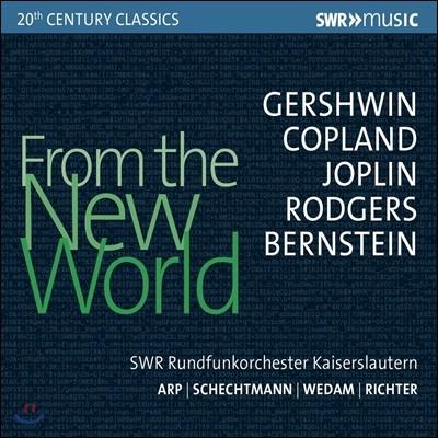 SWR Rundfunkorchester Kaiserslautern 현대 관현악 작품집 - 신세계로부터 (From The New World)